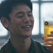 サッポロ生ビール 黒ラベル TVCM